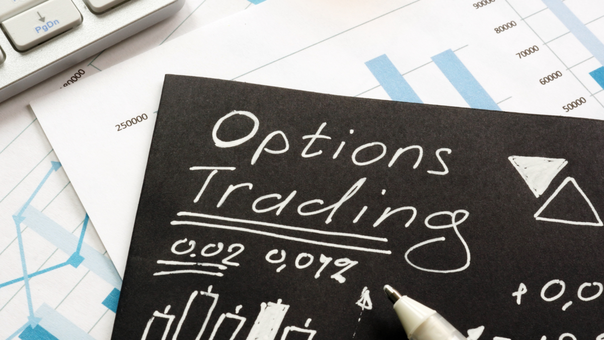 stop-loss orders on options