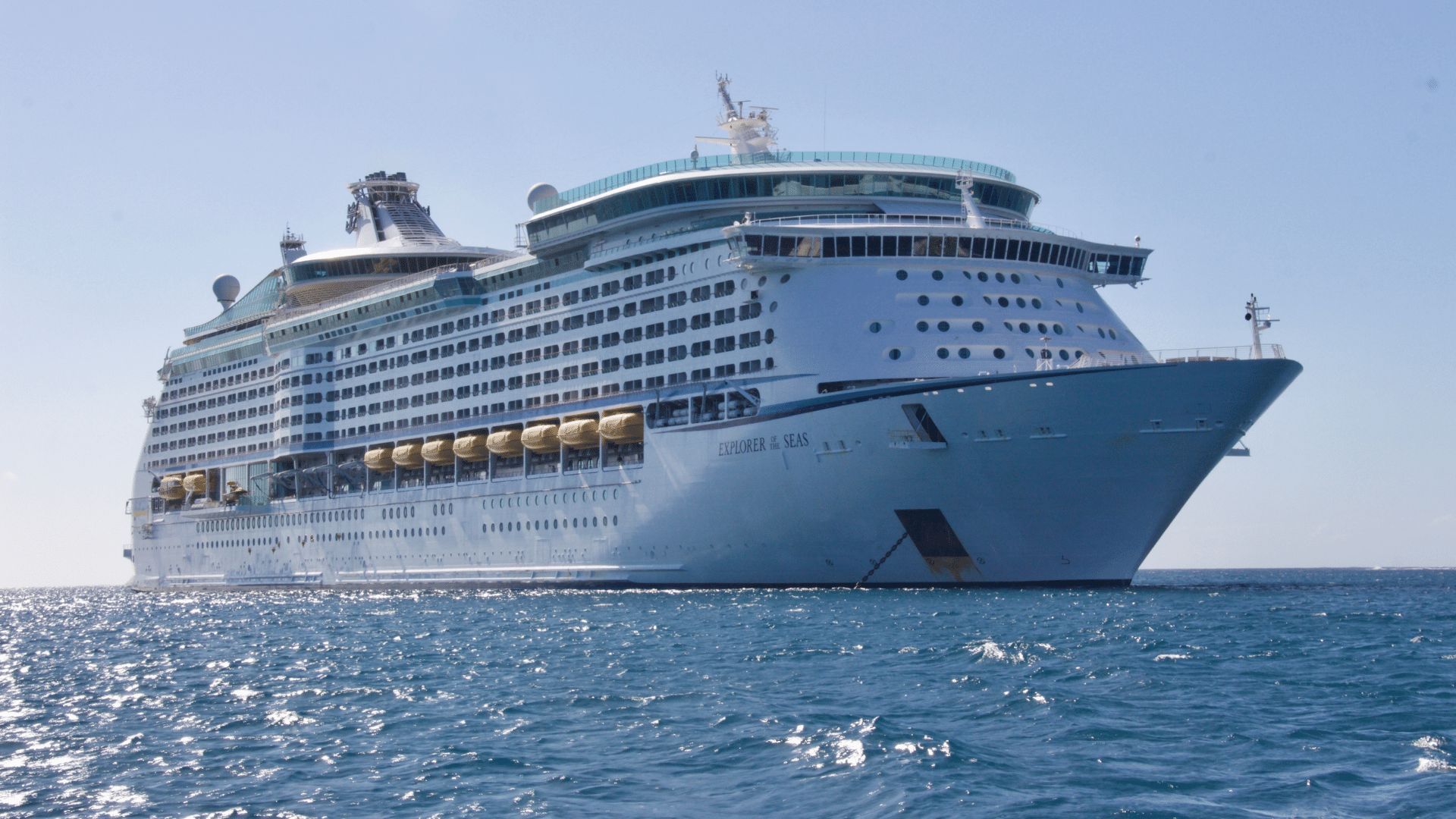 Cruise Lines Reopen