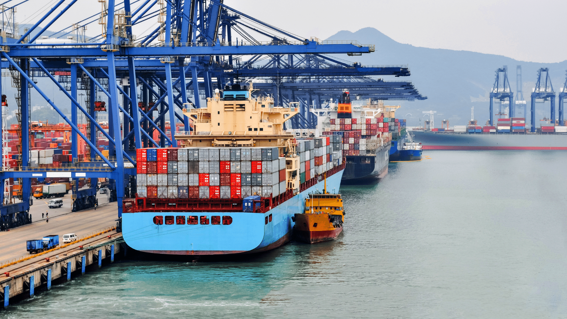 freight and shipping stocks